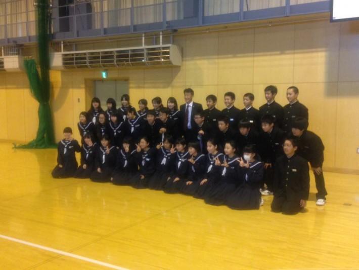 20161020ニセコ進路教室④